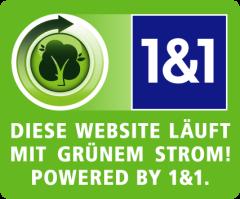 Diese Website läuft mit grünem Strom.
